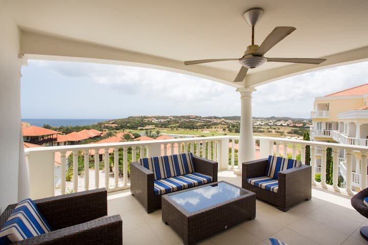 Blue Bay Resort 2 bedroom oceanview apartment
