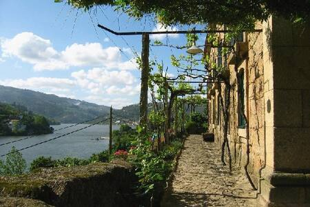 Manor House near Douro 10 people - Oliveira - Hus