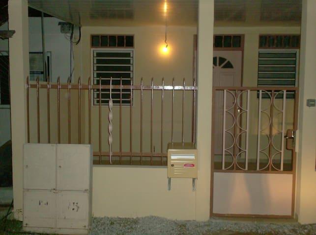 Maison Mitoyenne T4 Angélique meublée à Kourou - Kourou
