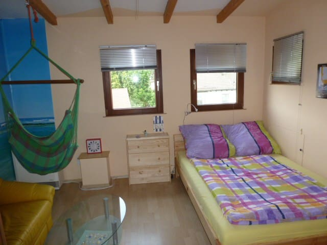 Room, near to town