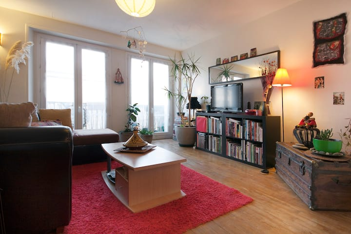 Appartement cosy et douillet