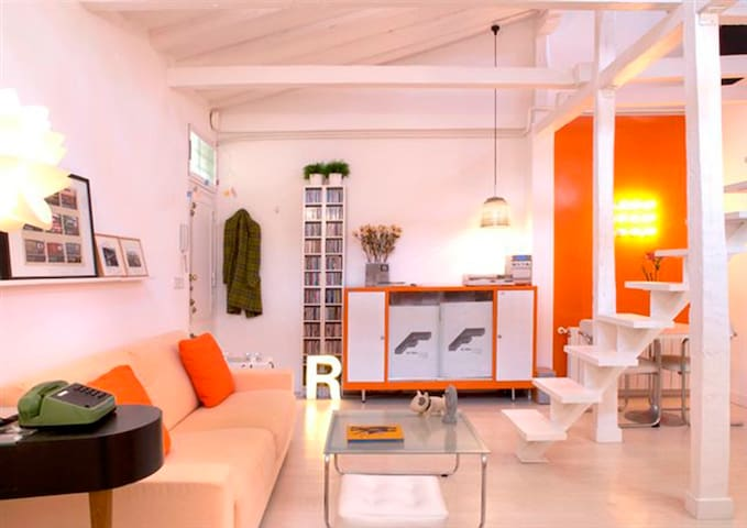 Designer Duplex in Malasaña - Apartments for Rent in Madrid ...