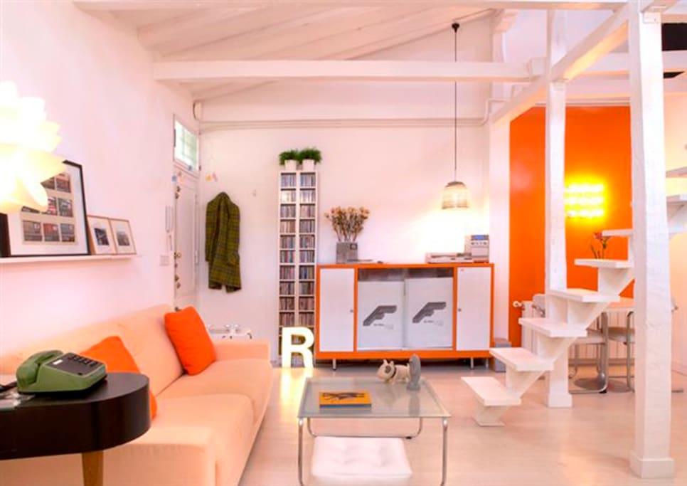 Designer duplex in malasa a apartamentos en alquiler en - Duplex en madrid ...