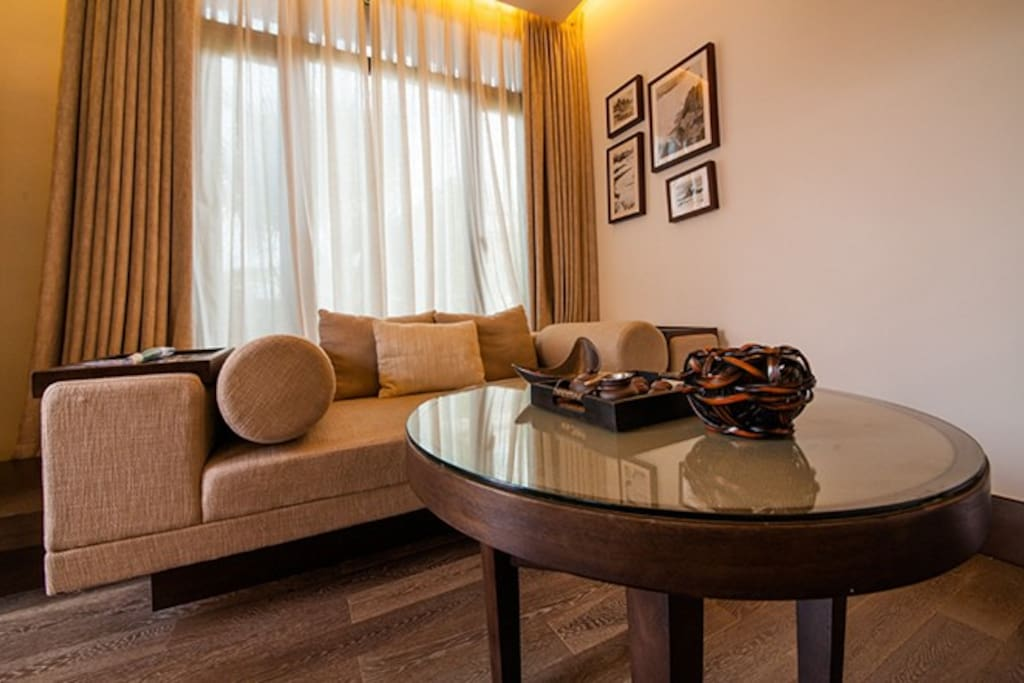 Luxury Apt with Hot spring ,Conghua