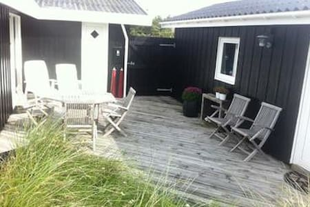 Holiday home 300m from the North Se - Harboøre - Cabanya