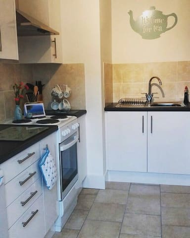 Lovely self contained 1 bed flat - Bournemouth - Apartemen