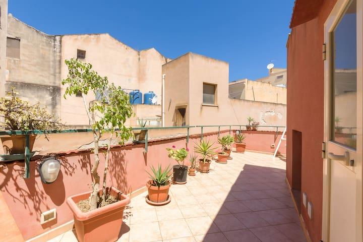 little apartment - Trapani - Apartamento