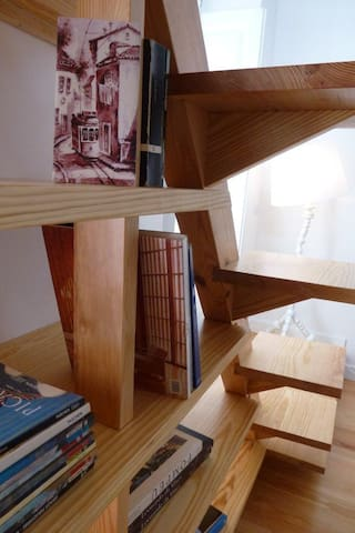 Original Shelf Stairs