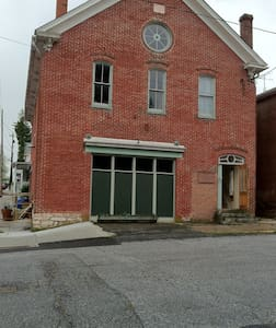 Frederick MD Area - Firehouse Studio/Loft - Union Bridge - Casa