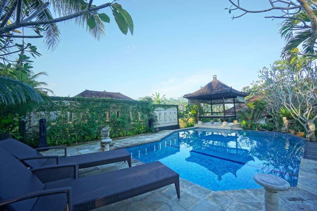 4br Classy Hearty Family Villa In Ubud Villas For Rent In Ubud Bali Indonesia