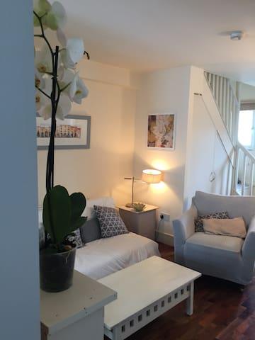 Contemporary home in South Dublin close to sea