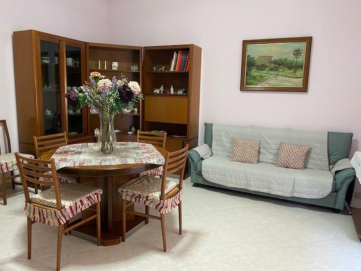 Spazioso appartamento in centro : ARIA HOUSE