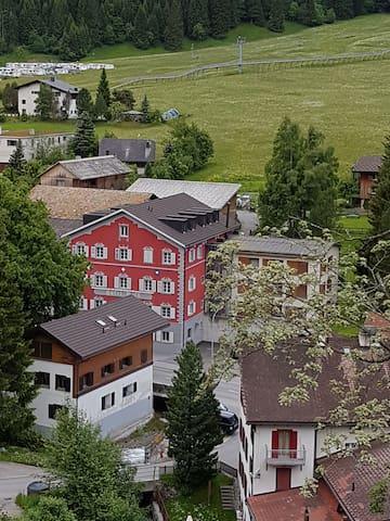400 jähriges Haus mit gemütlicher Atmosphäre - Churwalden - Bed & Breakfast