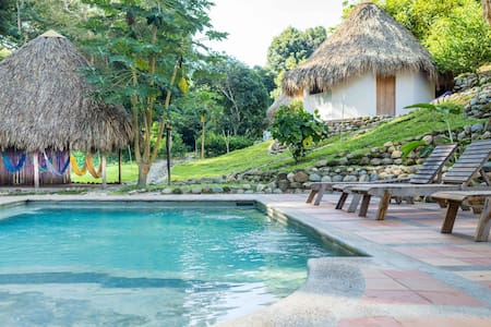 4 Bed Room/Finca Carpe Diem Ecolodge