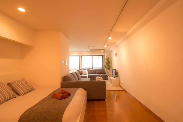 New open!! Located in Namba for 6 people #2