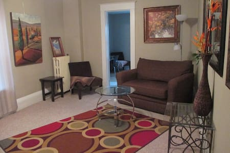 LOVELY FULLY FURNISHED ENTIRE APT. NEAR DOWNTOWN