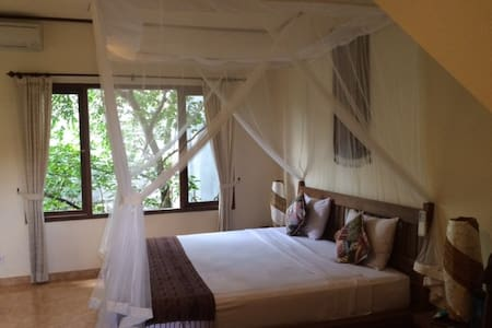 Jawi House & Painter - Garden Room - Ubud - Bed & Breakfast