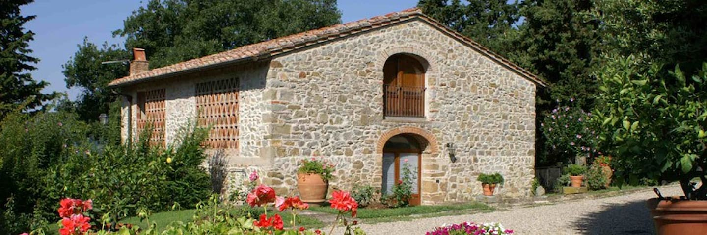 Country House 1 Florence Fiesole - Santa Brigida - Holiday home