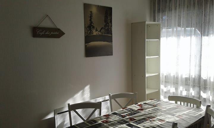 Studio 28 m²  pour 5 personnes au Pla d'Adet