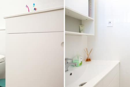 Room until 2 people in a T3, Campolide/Amoreiras - Lisboa - Pis