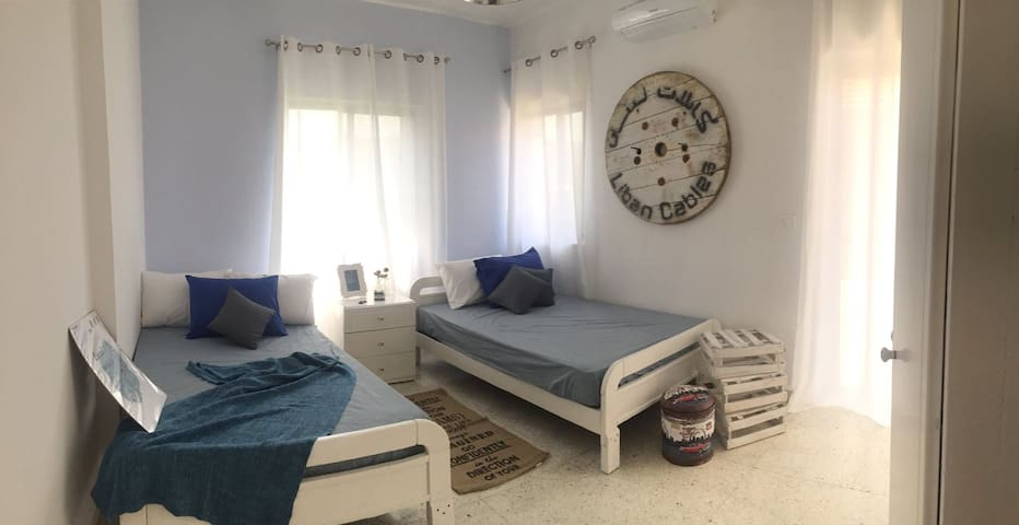 Zalfa Guest House - Batroun - Cable Room - Batroun - Apartment