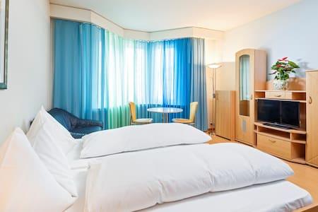 Residence zum Löwen Double room - Luzern - Retkeilymaja
