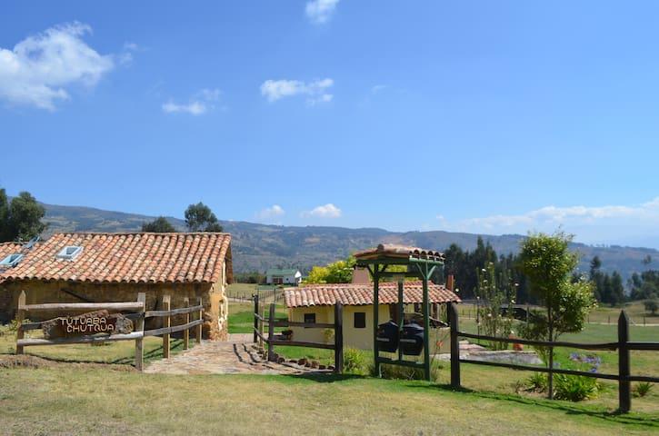 Cabaña Tutuabachutqua