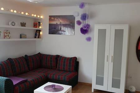 Studio flat for rent - quiet area near city centre