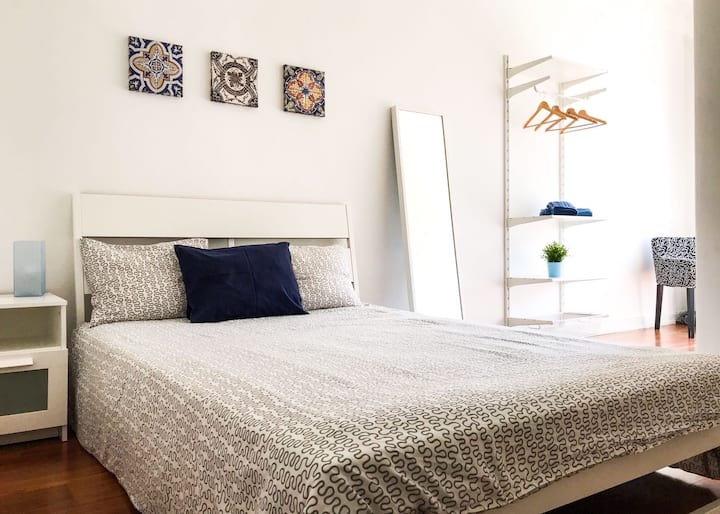 Double room in the center of Porto