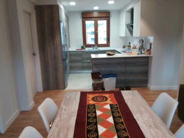 Casa reformada a 15 minutos de Donostia