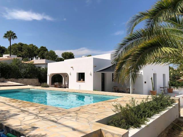 "Villa ""Portet"" in Moraira with pool"
