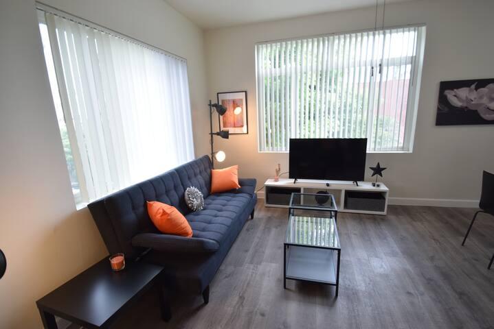 Dream Loft 1 bedroom on Hollywood Blvd