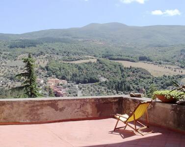 Casa Giannelli - Seggiano - Huis