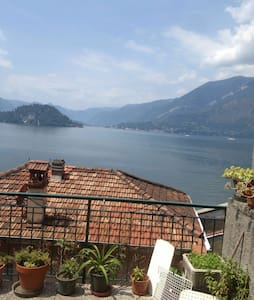 Camera con vista lago - Varenna(fiumelatte)