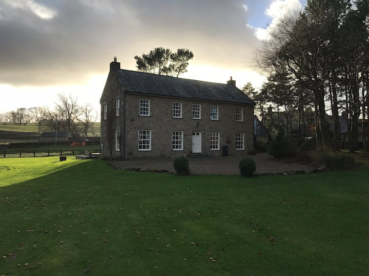 Homely Northumbrian Getaway