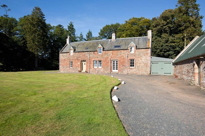 Idyllic country cottage - Westruther - House
