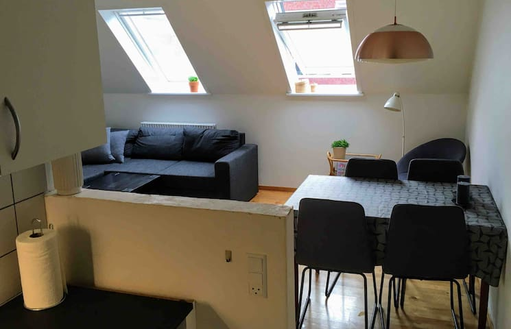 Central, cosy apartment
