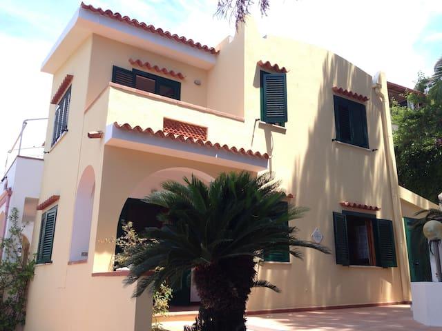 Casa Vacanze al Villaggio del Bridge - Atrigna - Casa de campo