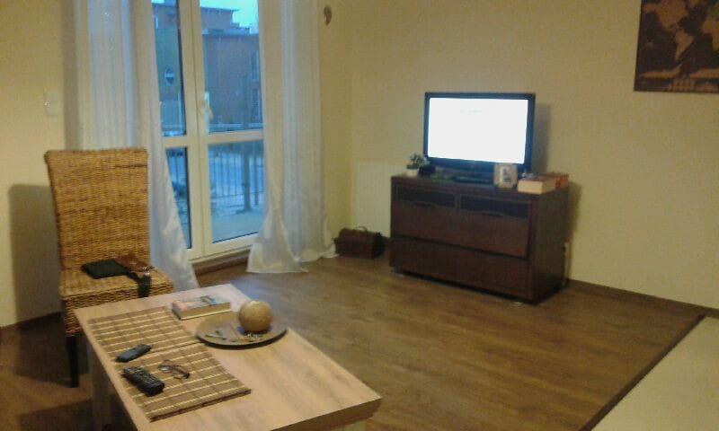Mieszkanie 1 pokojowe - Gdańsk - Leilighet