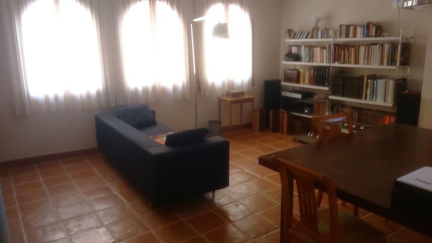 Apartament dues persones al centre del casc antic - Collbató - Condominio