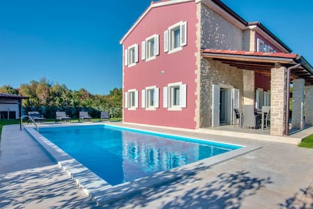 Istrian villa with pool in the countryside - Svetvinčenat