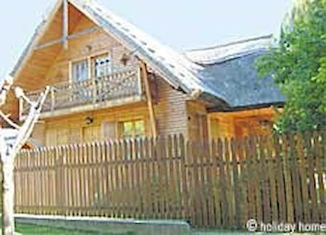 Holidayhome -174- with Pool for 6 Persons
