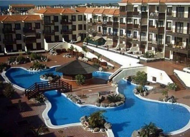 APARTAMENTO EN COSTA DEL SILENCIO - Arona - Apartment