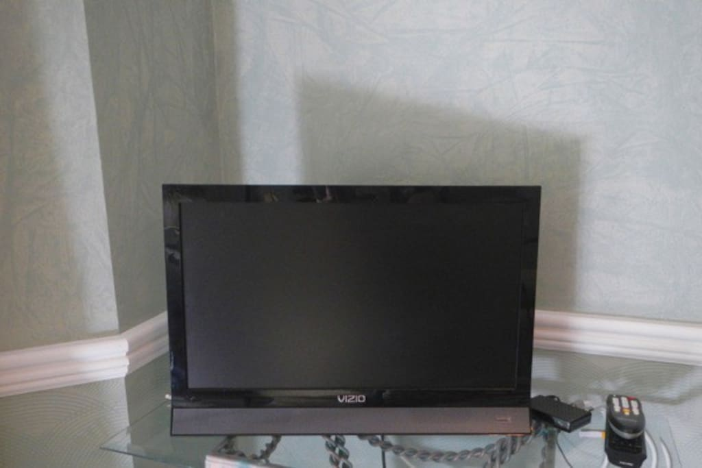 TV with cable. Wireless Internet also available throughout.