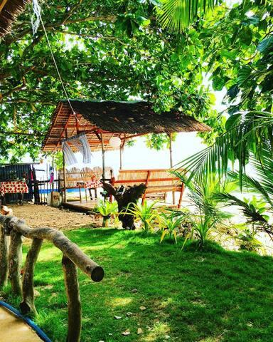 Tenemos Amigos Beach front- Siquijor, Philippines