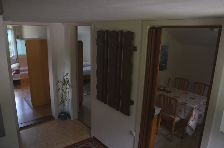 friendly 2-room apartment 2nd floor - Ringgenberg - Huoneisto