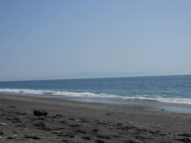 June 2013: Calabria view