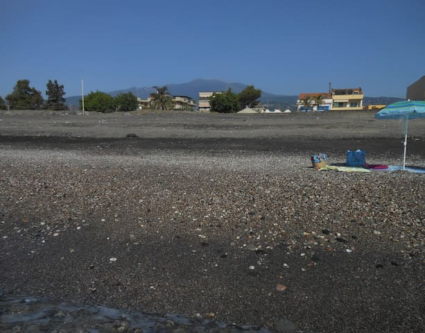 June 2013: M.Etna from the beach