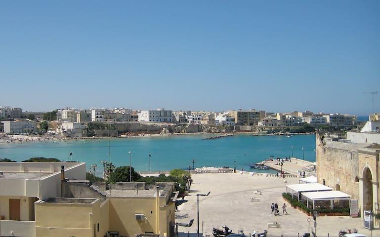 Belvedere P.za Basilica, Otranto - Otranto - Wohnung