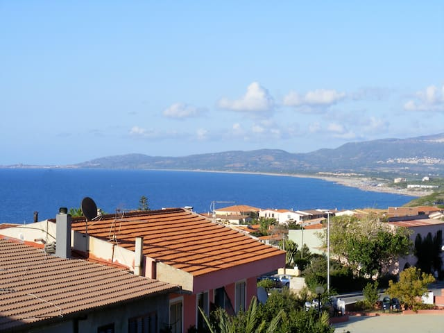 Apartment 300 meters from the sea - La Ciaccia